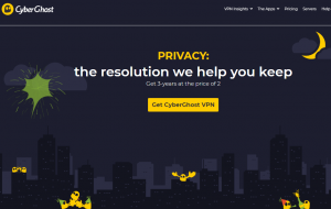 Cyberghost VPN Review – A VPN Low in Price, High in Value