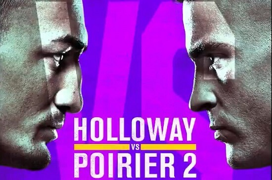 Holloway vs. Poirier 2