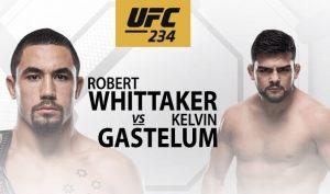 A Guide to Stream UFC Live Online – Whittaker vs. Gastelum