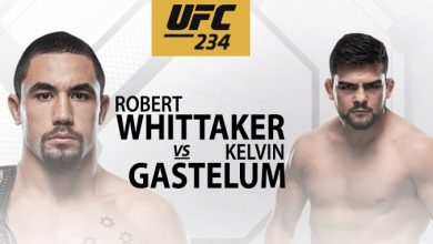 A Guide to Stream UFC Live Online – Whittaker vs. Gastelum