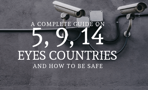 Dark Side of 5, 9 and 14 Eyes Surveillance