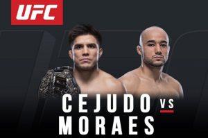 A Guide to Stream UFC 238 Live Online – Cejudo vs. Moraes
