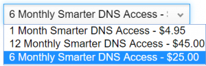 VPNSecure Smart DNS