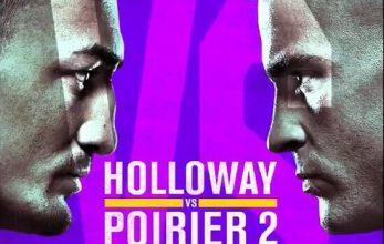 Holloway vs. Poirier 2