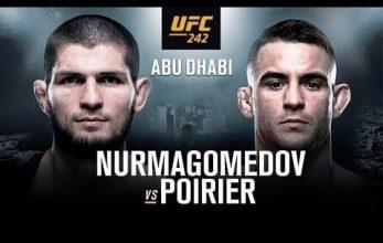 UFC 242 – Khabib vs Poirier Details